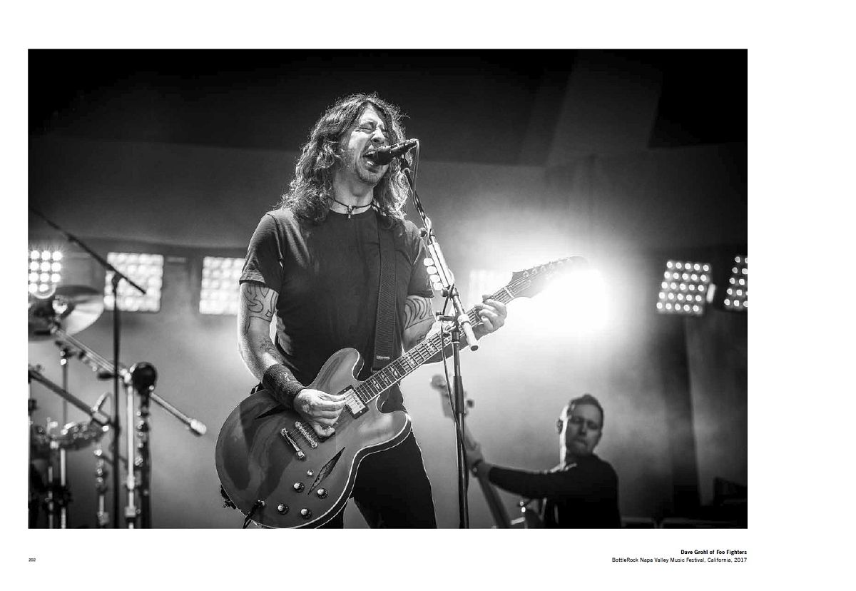 © Into the Light: The Music Photography of Jérôme Brunet
