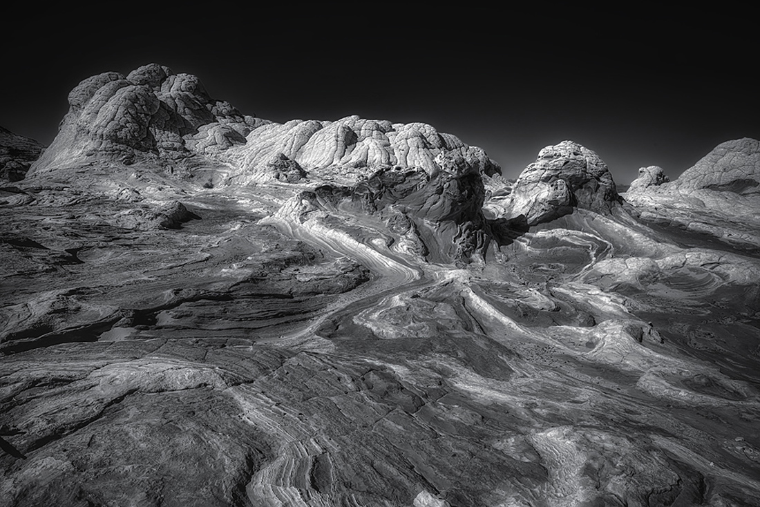 © Ron Kusina: Wonders of the Vermillion Cliffs / MonoVisions Photography Awards 2018 Honourable Mention