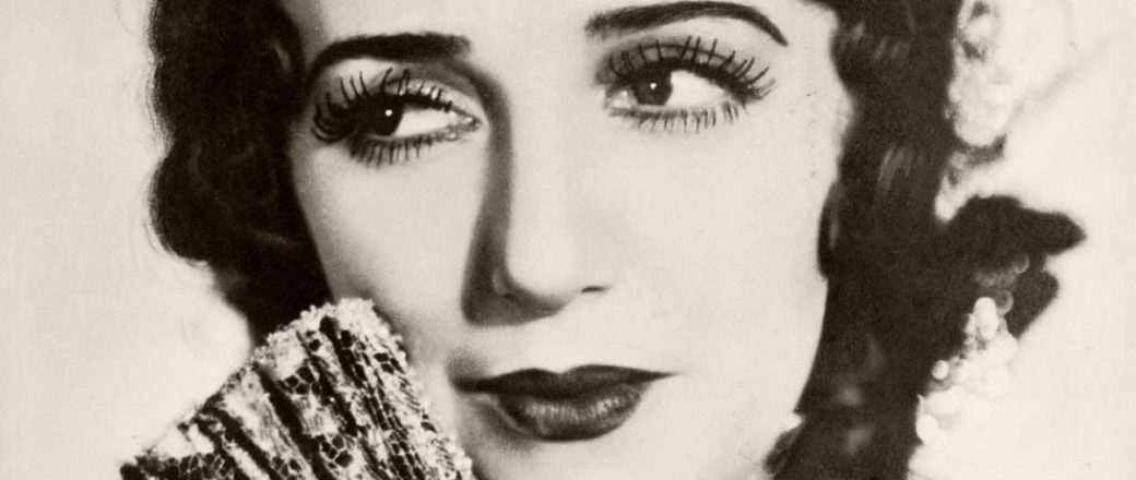 Vintage: Portraits of Bebe Daniels – Silent Movie Star