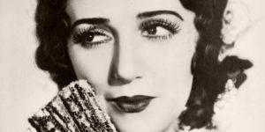 Vintage: Portraits of Bebe Daniels – Silent Movie Star