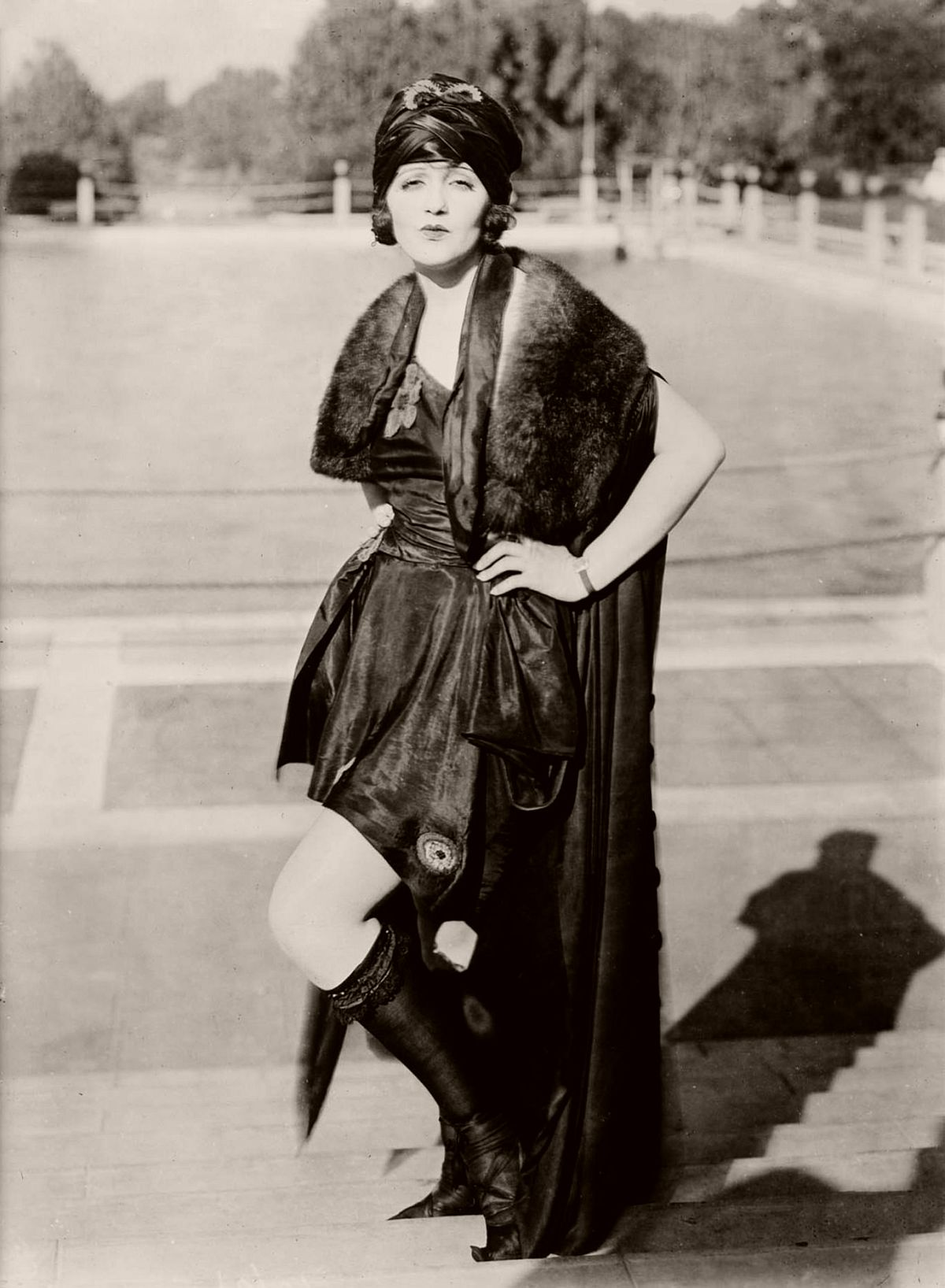 Bebe Daniels - Silent Movie Star