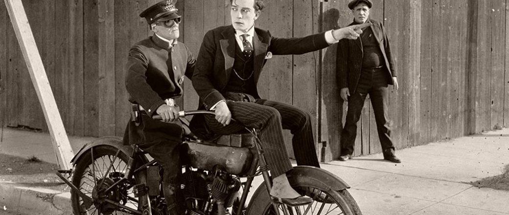 Vintage: Sherlock Jr. (1924)