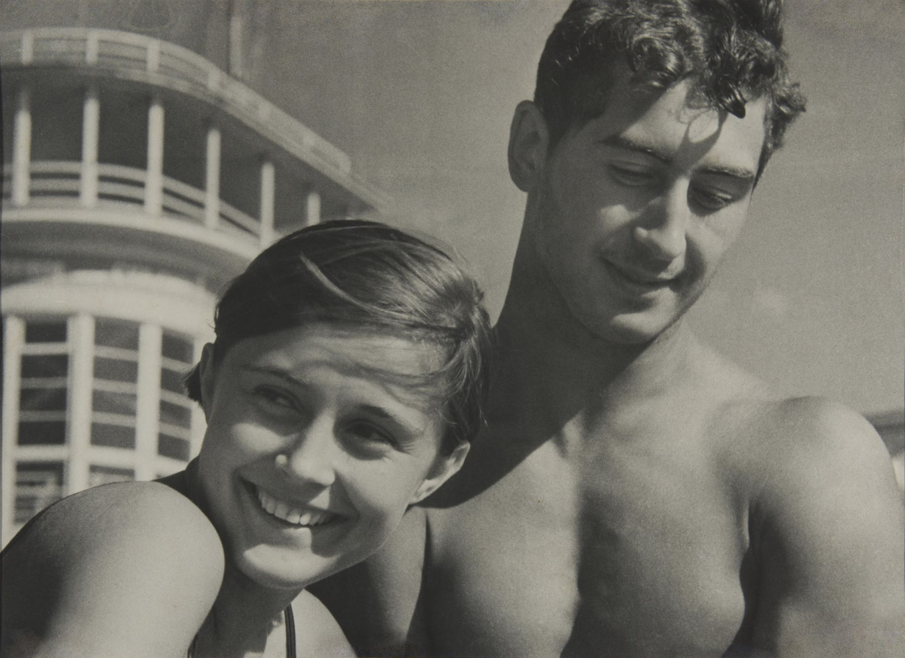 Boris Ignatovich (1899-1976)  Youth, 1937  Vintage gelatin silver print mounted on board  16 1/2 x 21 15/16 in. (41.9 x 55.7 cm)