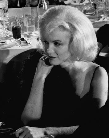 Marilyn Monroe, New York, 1961