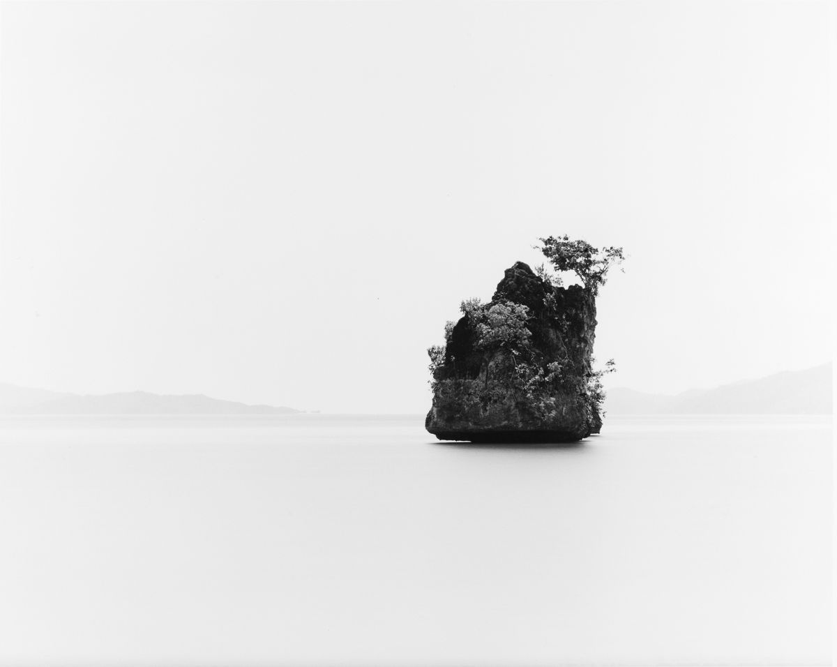 Francesco Bosso: FLOATING ISLAND, 2018 Indonesia, edition of 9