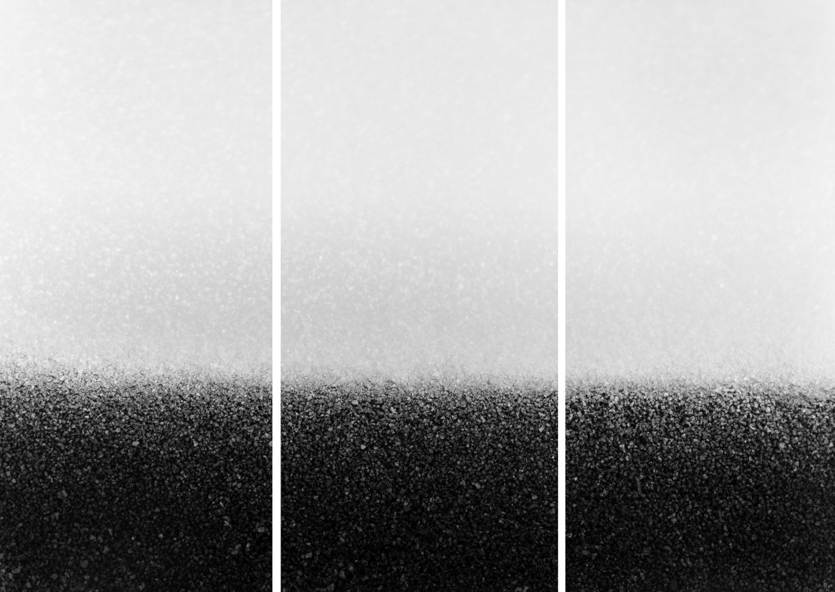 Francesco Bosso: SHORE tryptic, 2013 Iceland, edition of 9