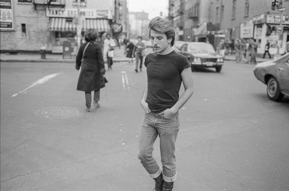 © Sunil Gupta: Christopher Street, 1976