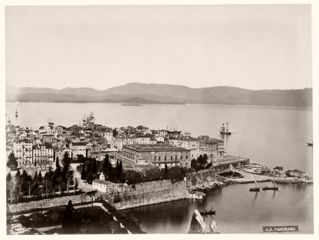 Corfu, Greece, 1875