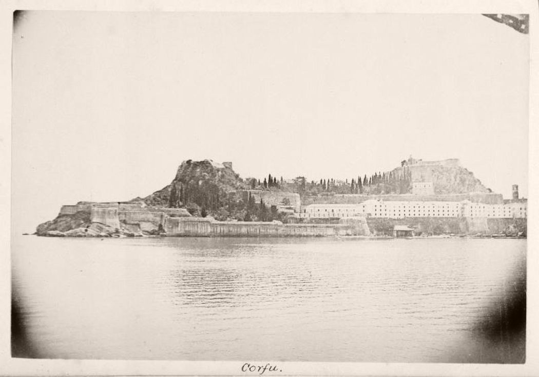 Corfu, Greece, circa 1880