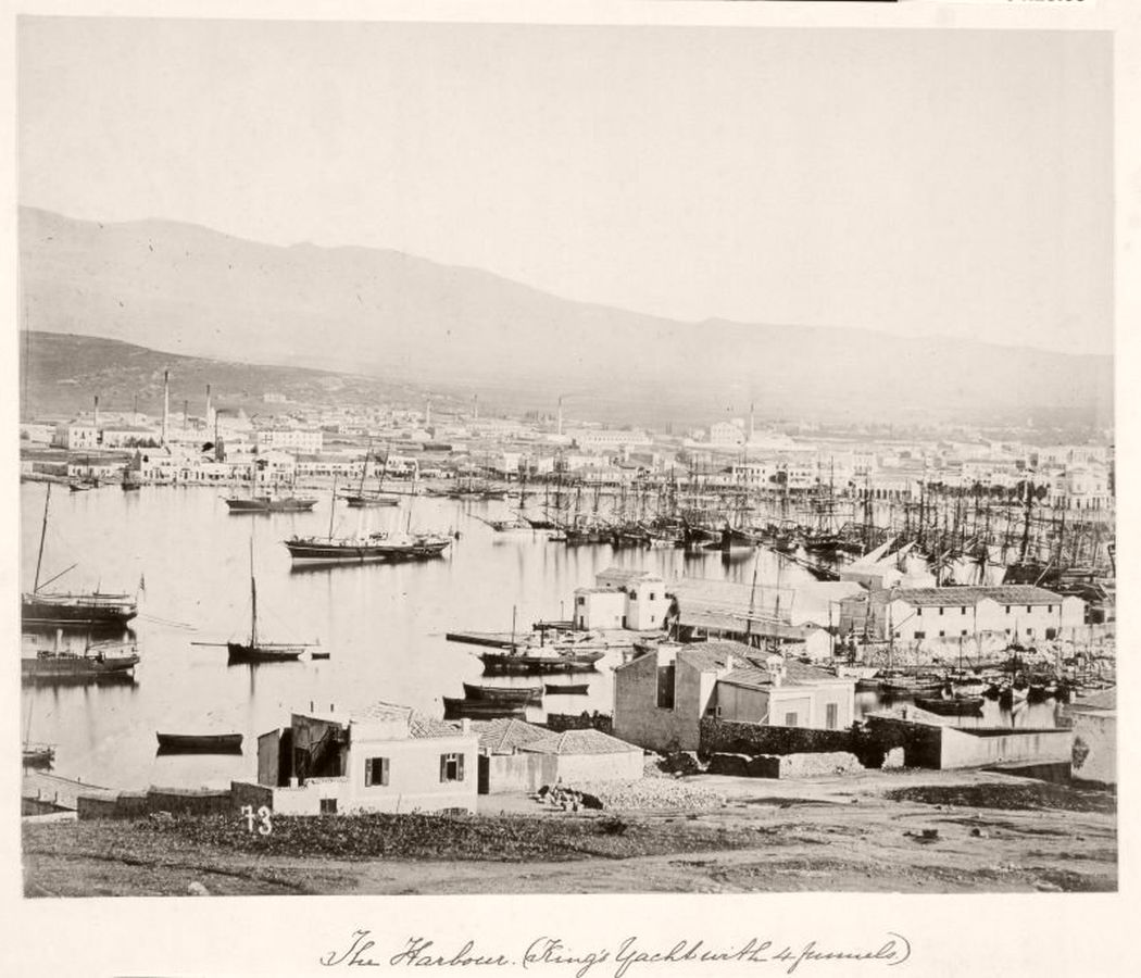 Piraeus, Greece, 1889