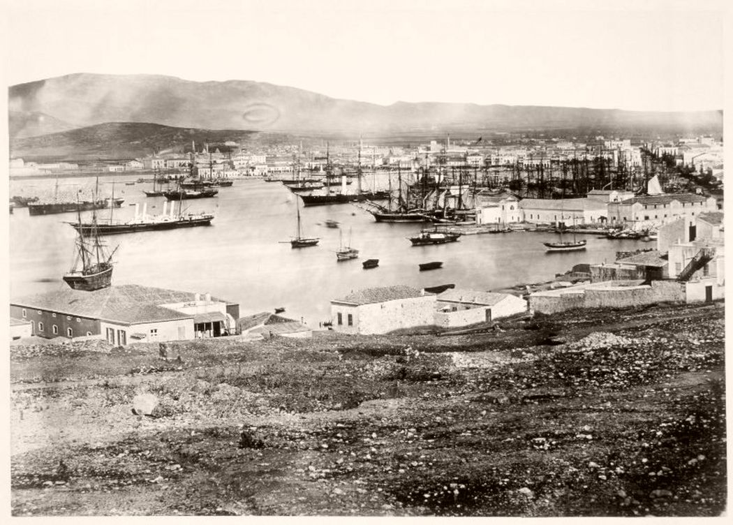 Piraeus, Greece, 1860