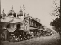 Vintage: Historic B&W photos of Delhi, India (1890s)