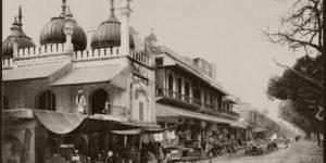 Vintage: Historic B&W photos of Delhi, India (1890s)