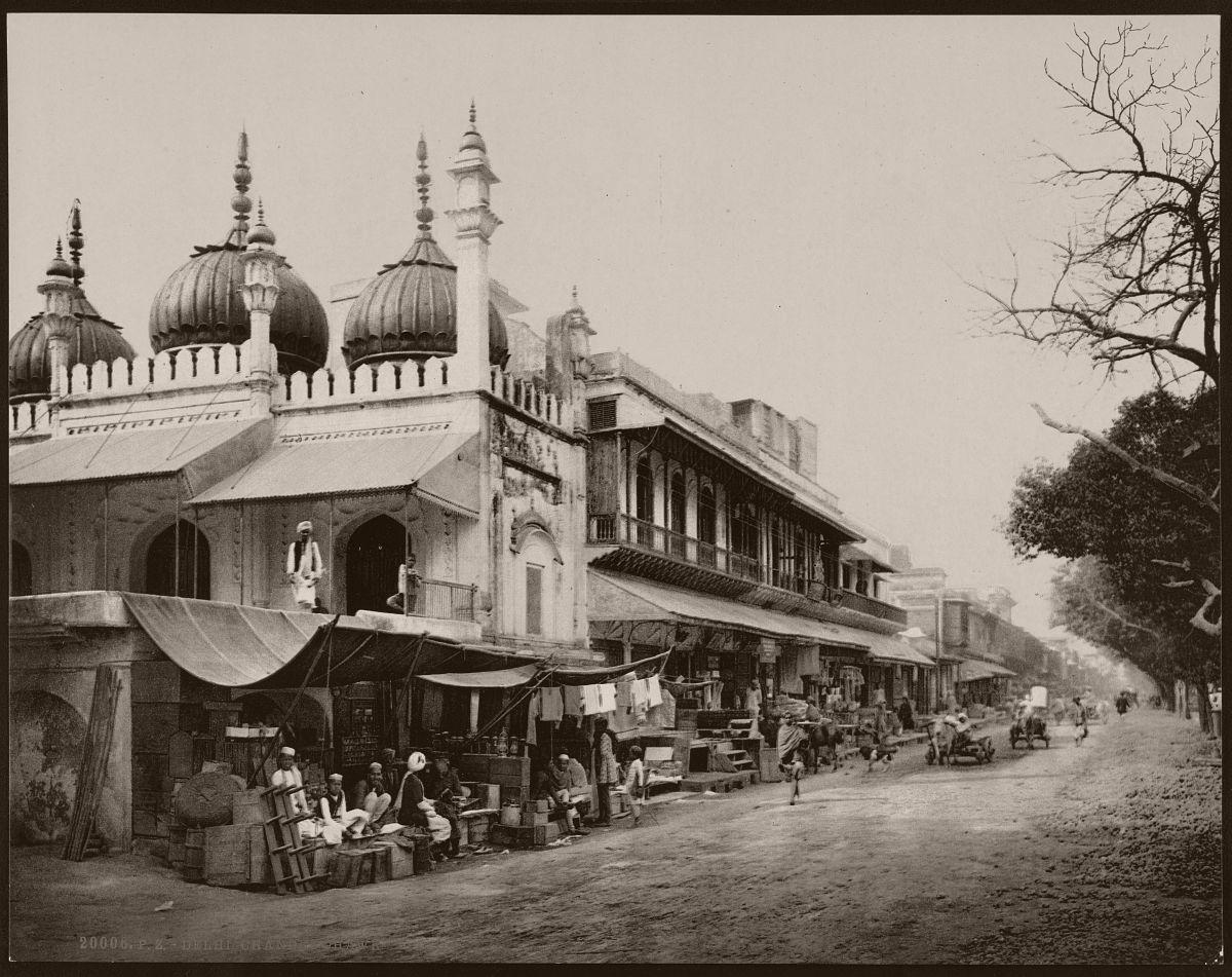 Delhi. Chandee Chawk