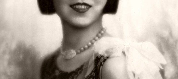 Vintage: Portraits of Colleen Moore – Silent Movie Star
