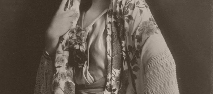 Vintage: Portraits of Geraldine Farrar (1910s)