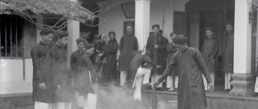Vintage: Vietnamese Lunar New Year – Tet Holiday (1920s)