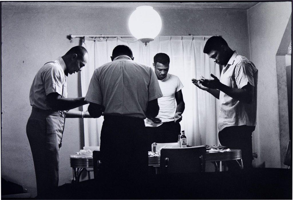 Untitled, Miami, Florida  1966, printed later  Gordon Parks  Gelatin silver print
