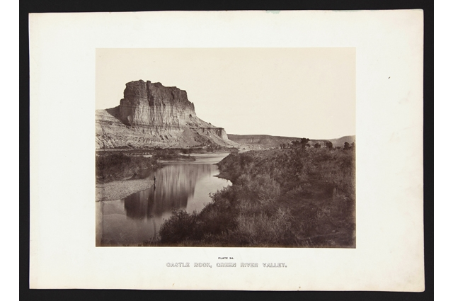 Castle Rock, Green River Valley