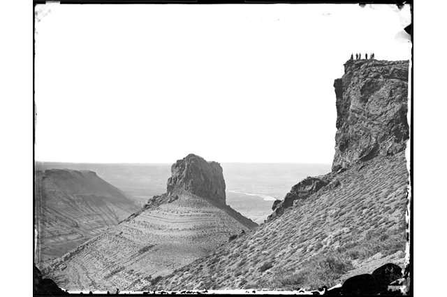 Smith's Rock, Green River Valley