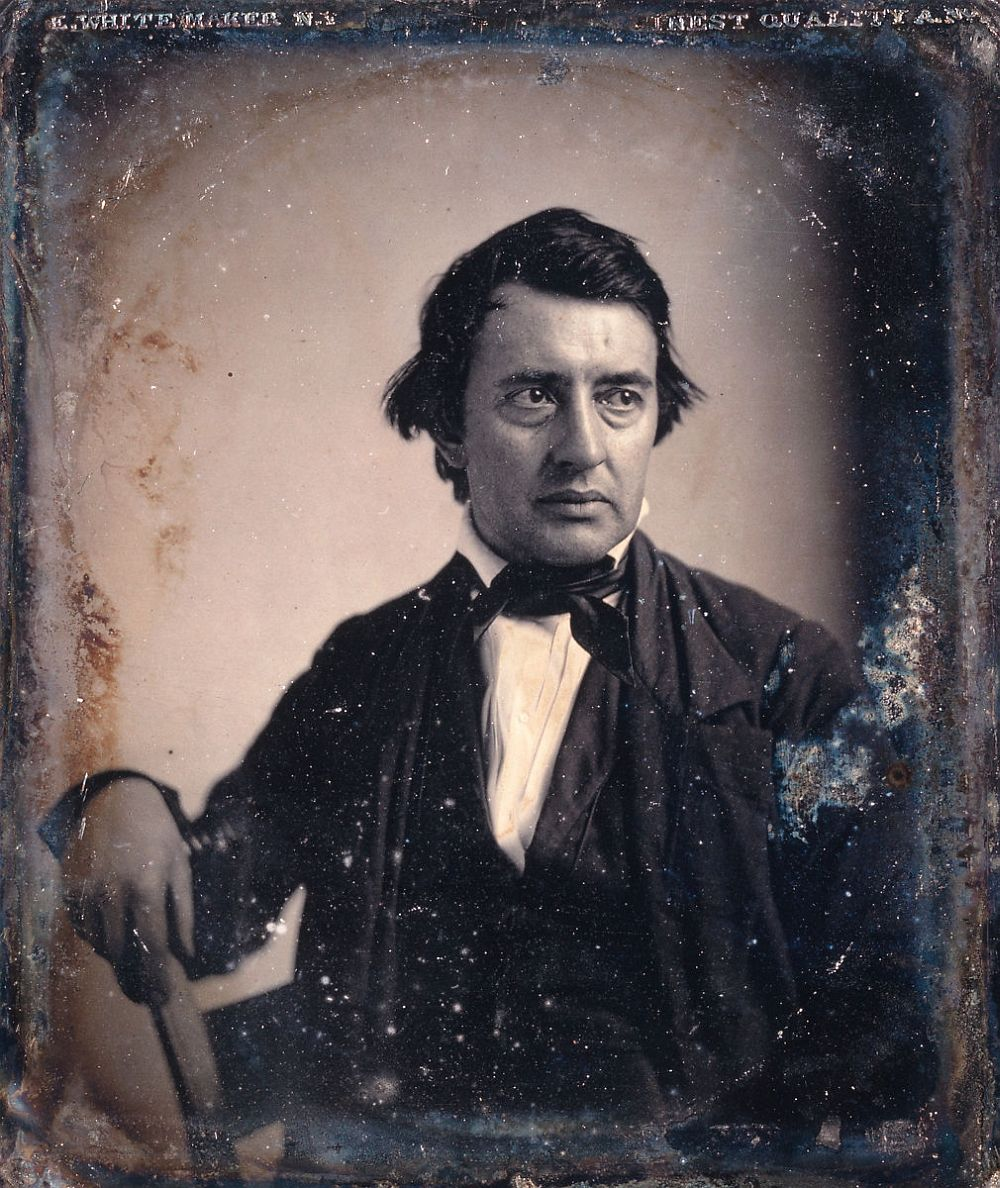 Albert Sands Southworth,ca. 1845–50