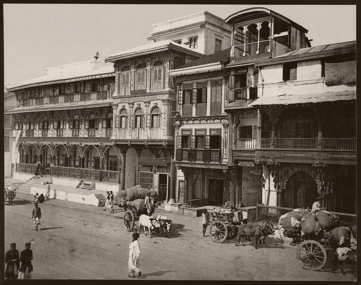 Bombay. Pydownee Street