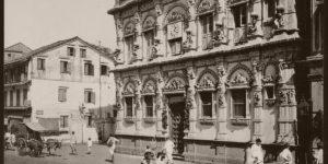 Vintage: Historic B&W photos of Bombay, India (1890s)