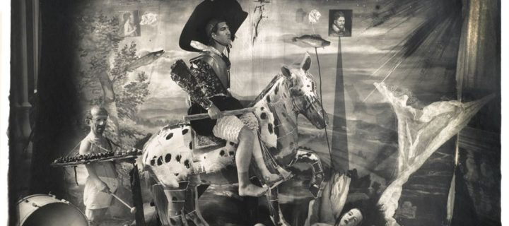 Joel-Peter Witkin: From the Studio