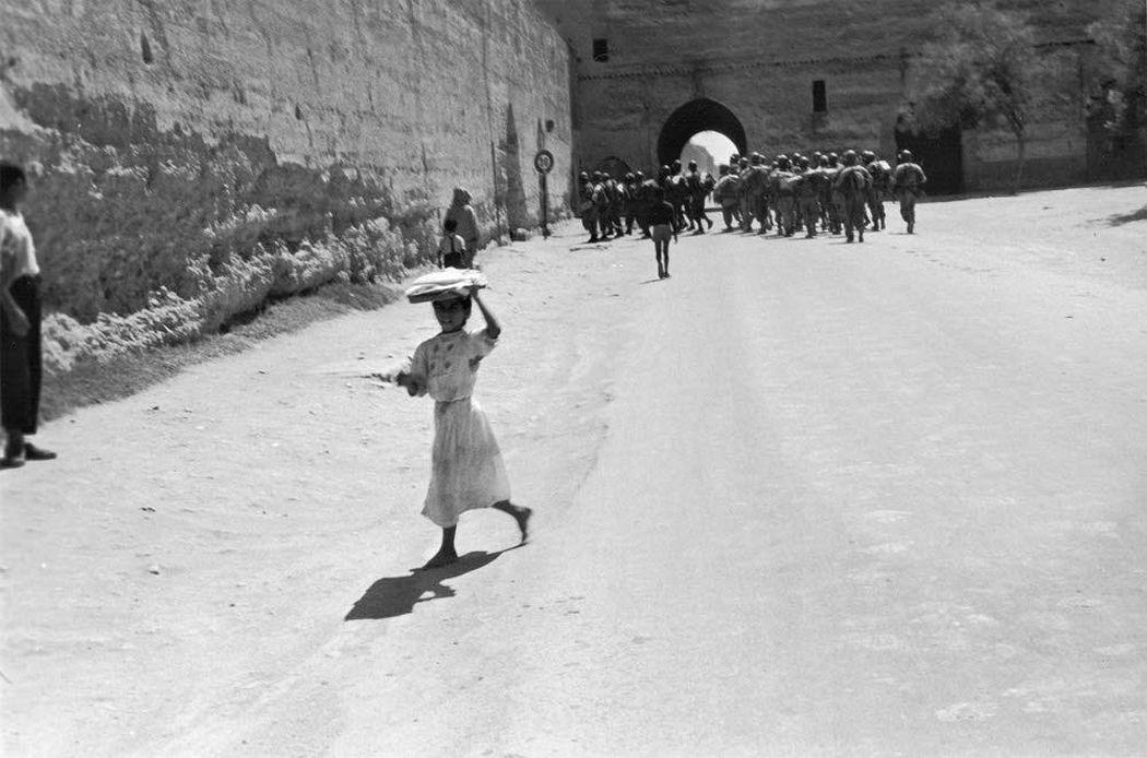 © John Cohen: Morocco