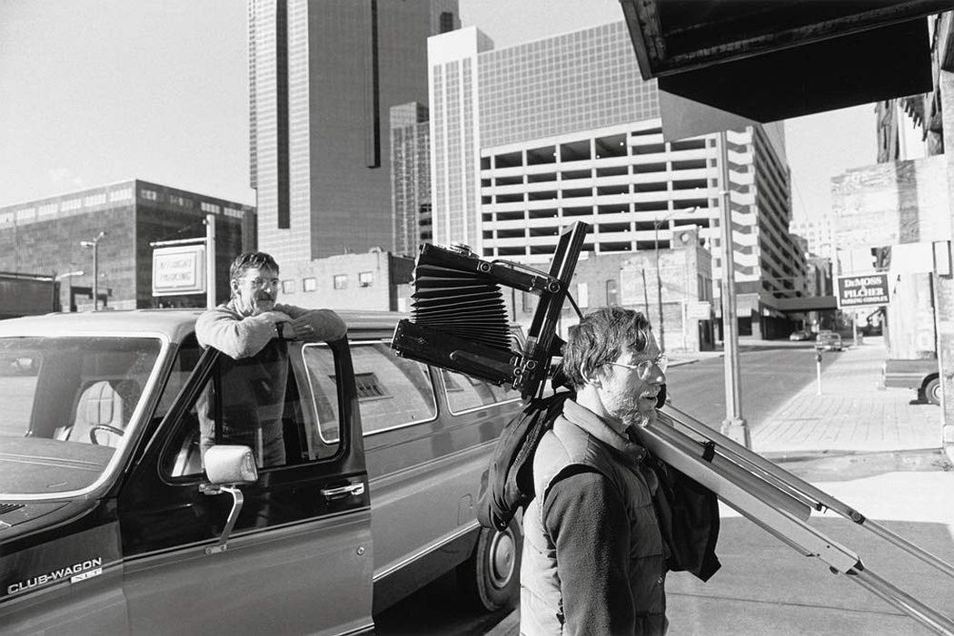 Lee Friedlander: The Mind and the Hand