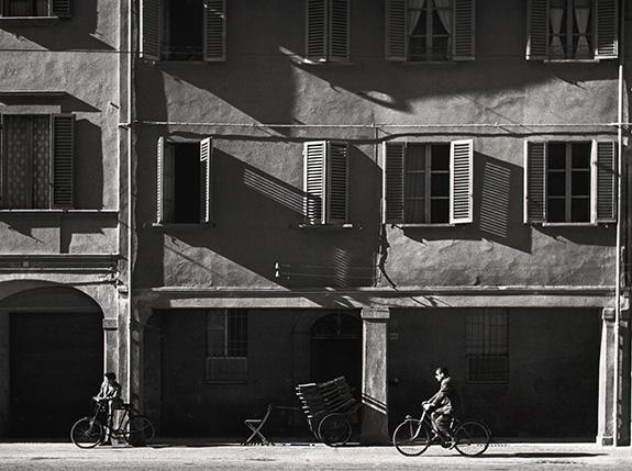 Nino Migliori, La Casa di Fronte, 1954