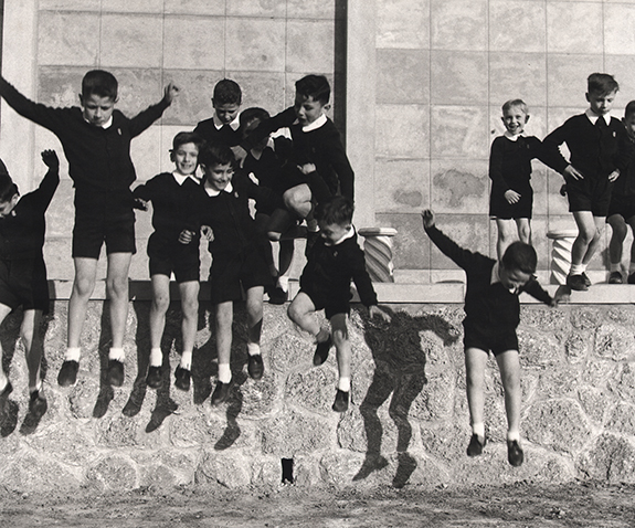Nino Migliori, Gente dell'Emilia, 1957