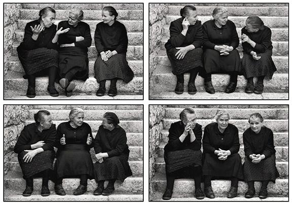 Nino Migliori, Le Mani Parlano, 1956