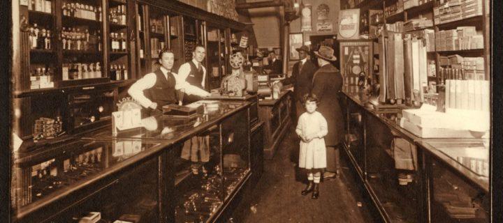 Vintage: Glass Plate Negatives of Norfolk, Virginia (1919)