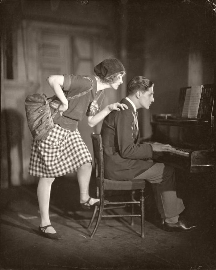 Gladys Cooper and Ivor Novello