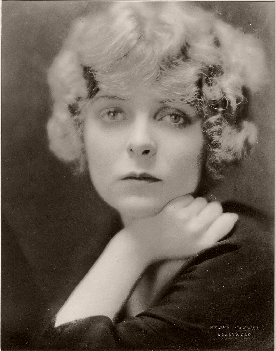 Blanche Sweet - Silent Movie Star