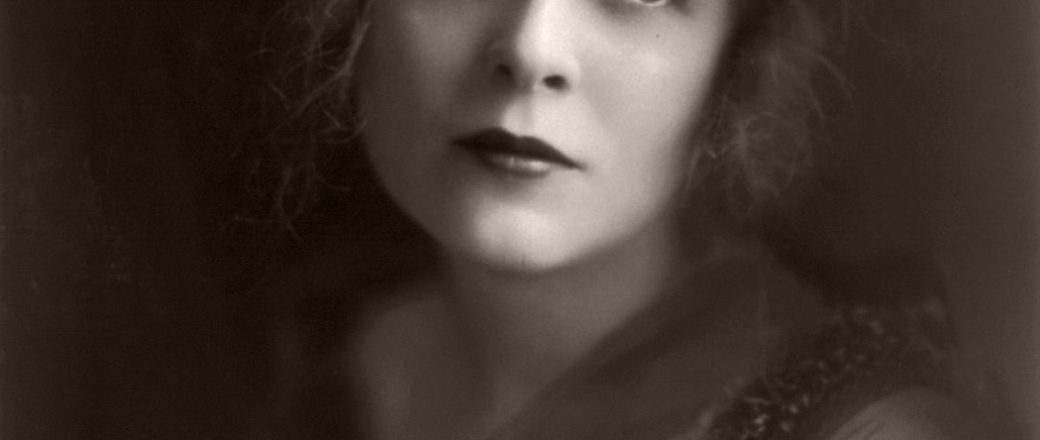 Vintage: Portraits of Blanche Sweet – Silent Movie Star