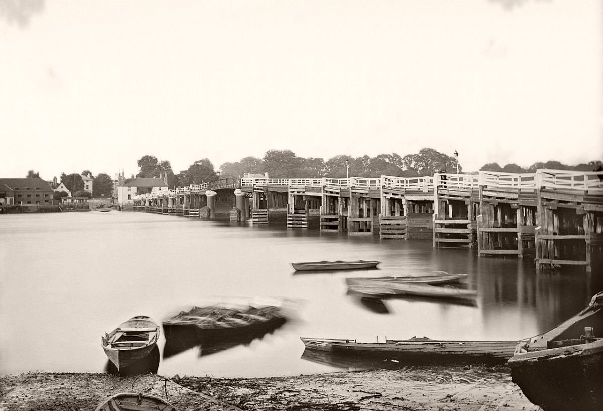 Old Putney Bridge (1875)