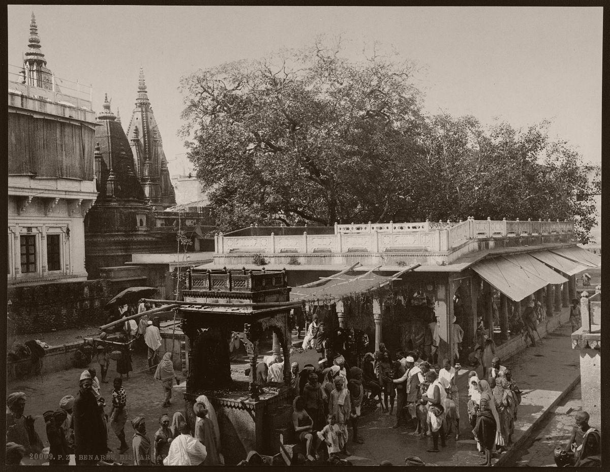 Benares. Bisharnat