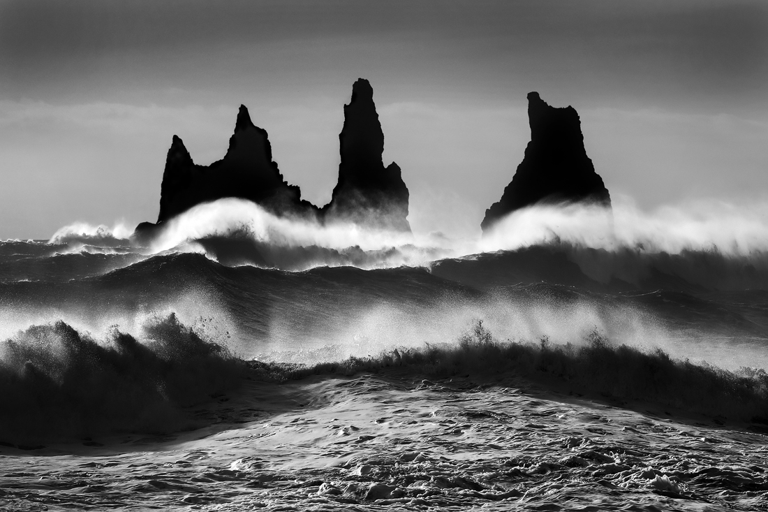 BLACK & WHITE PHOTO OF THE YEAR 2019 Award, Romain Tornay – Elements