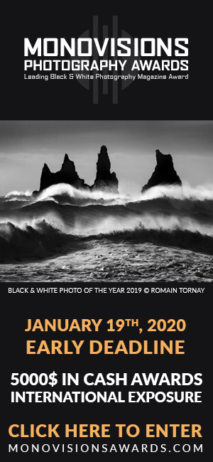 MonoVisions Black and White Photography Awards 2020