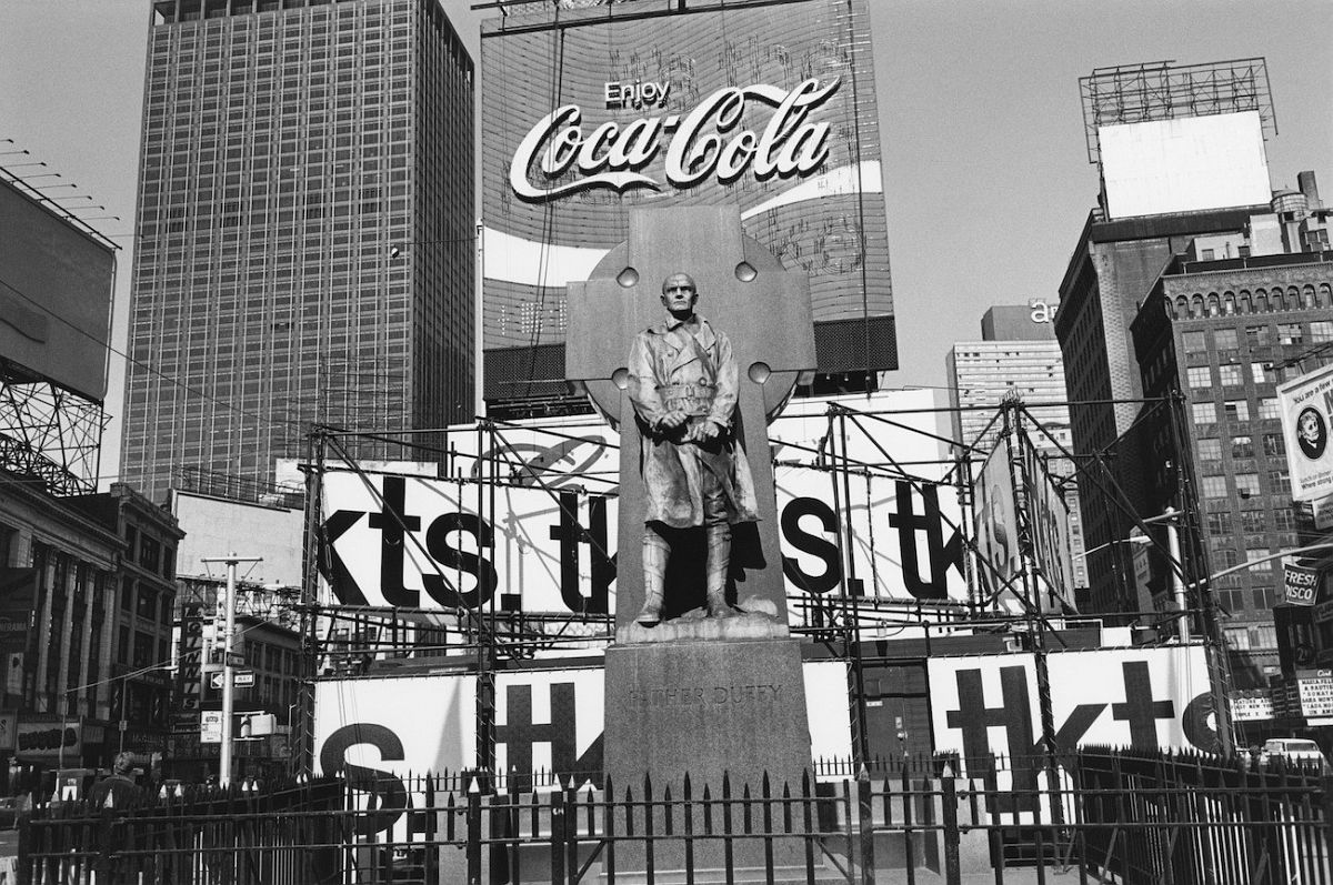 Lee Friedlander, New York City, 1974