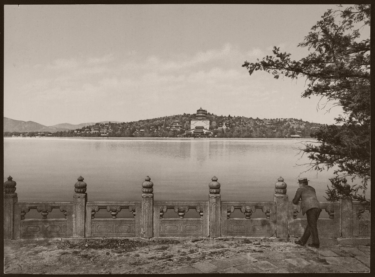 Peking. Summerpalace, General View