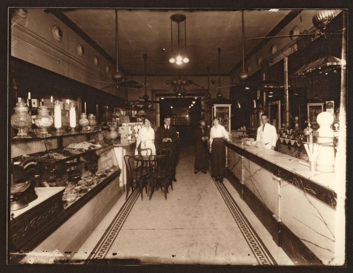 Norfolk, Virginia in 1919