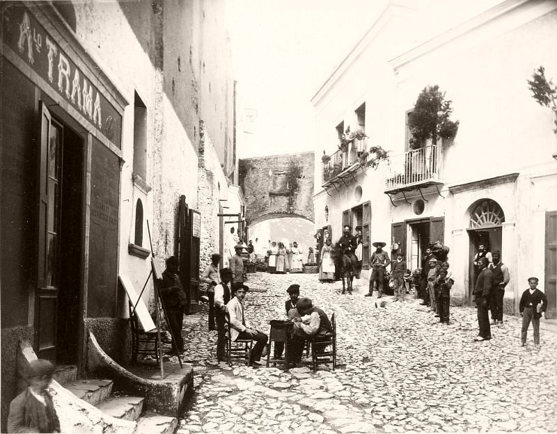 Capri, 1888