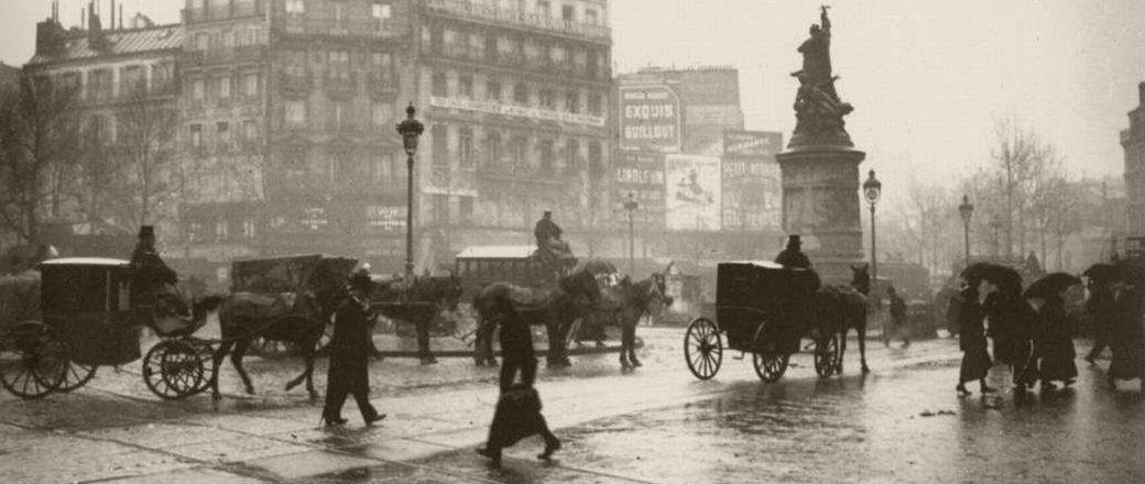 Vintage: Paris by Émile Zola (1900s)