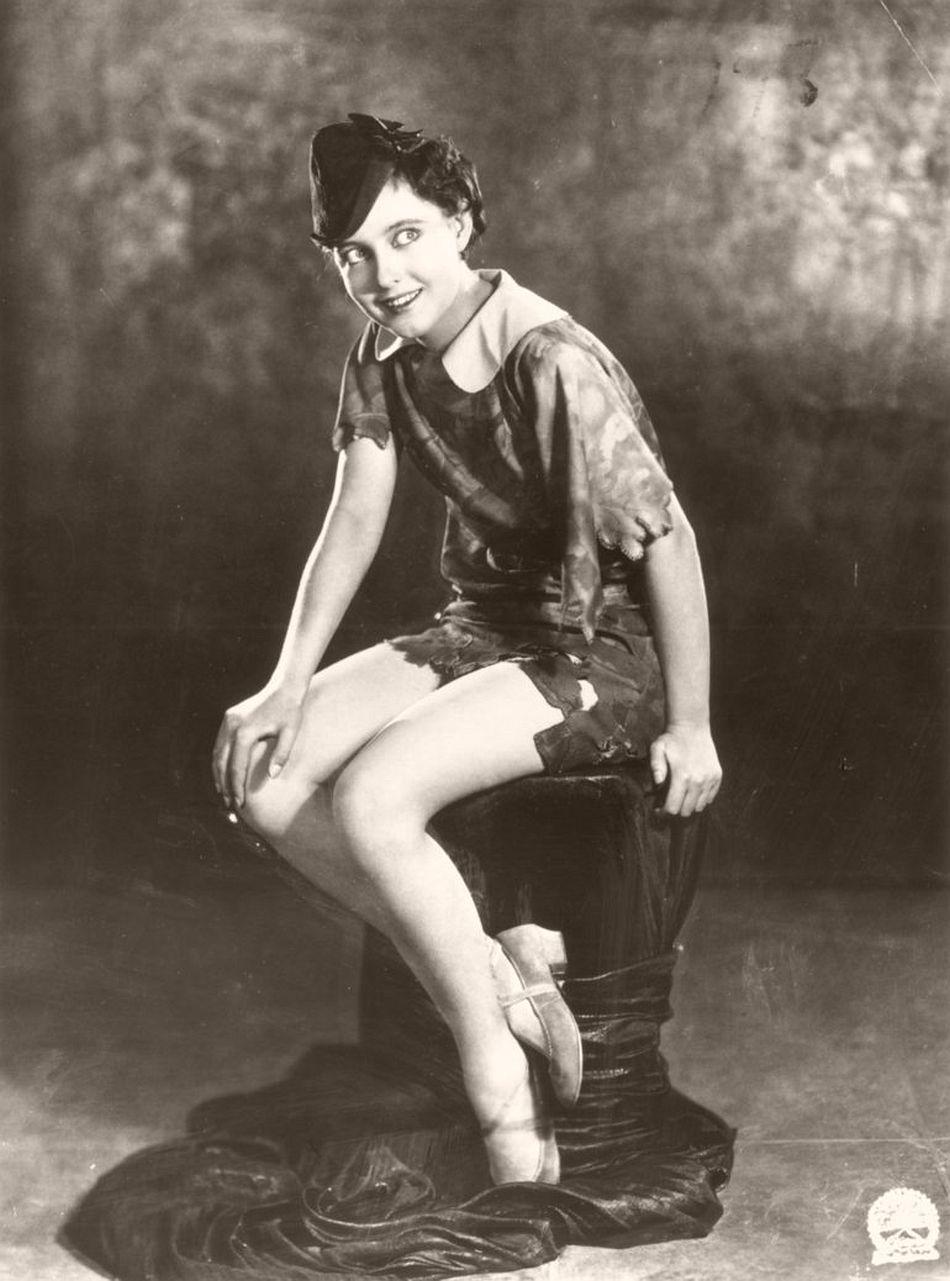 Betty Bronson - Silent Movie Star