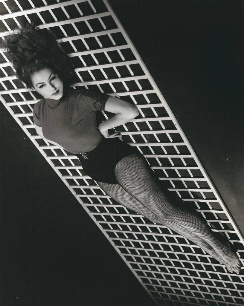 Bruno Bernard, Julie Newmar, 1954