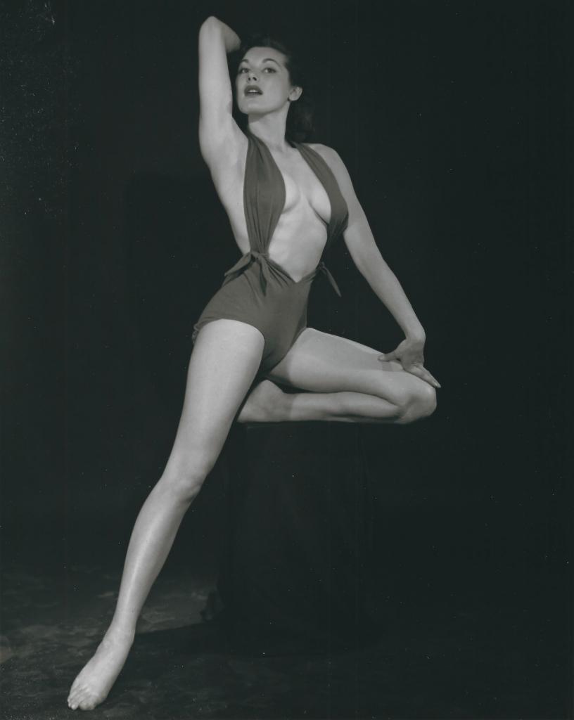 Bruno Bernard, Joanne Arnold, 1950-59
