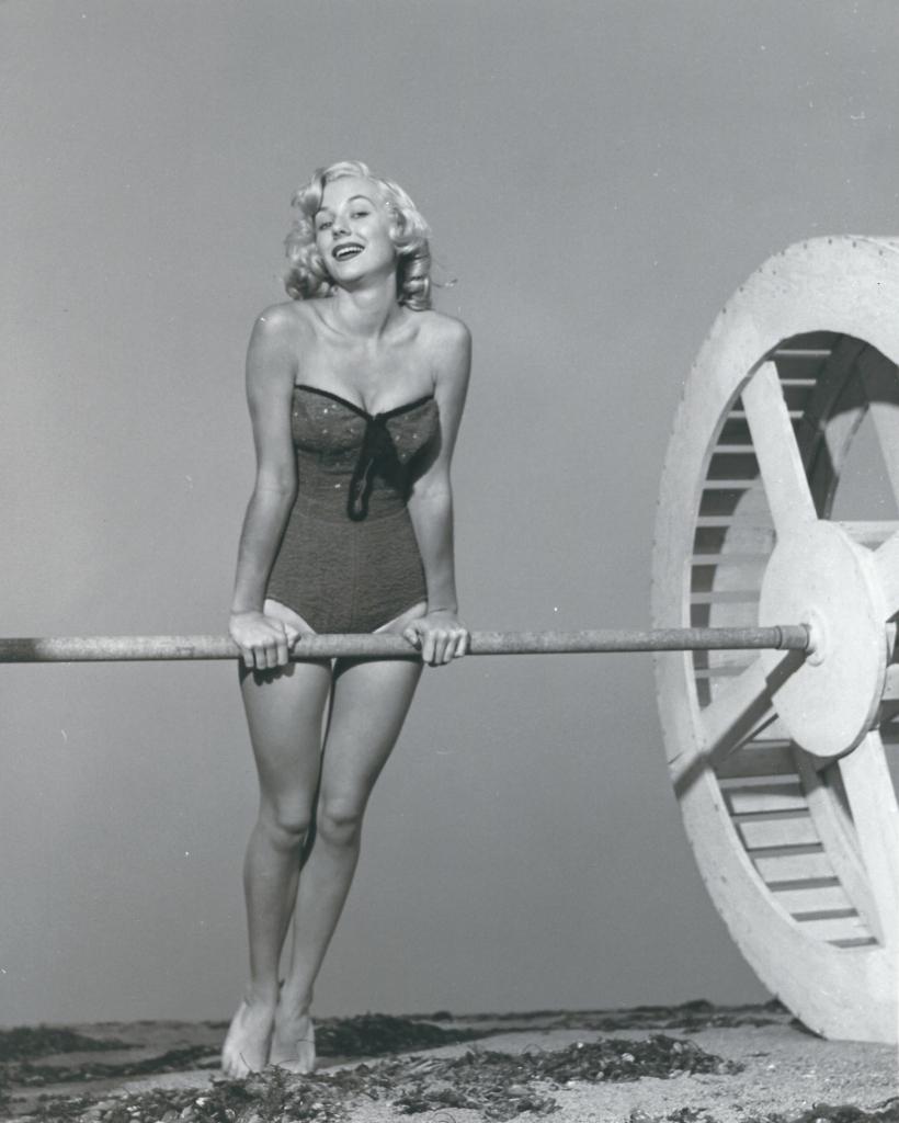 Bruno Bernard, Betty Hansen, 1950-59